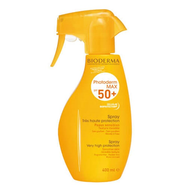 BIODERMA Photoderm Max Spray 400 ml (SPF50+ UVA 35)
