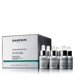 Darphin Stimulskin Plus Lift Renewal Series - Anti Aging Bakım Kürü 6x5 ml
